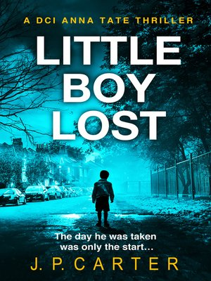 cover image of Little Boy Lost